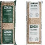 Scandbio pellets